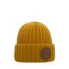 Superyellow yellow Kelo merino wool beanie