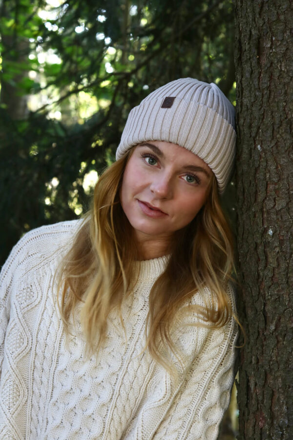 NATUR Recycled beanie
