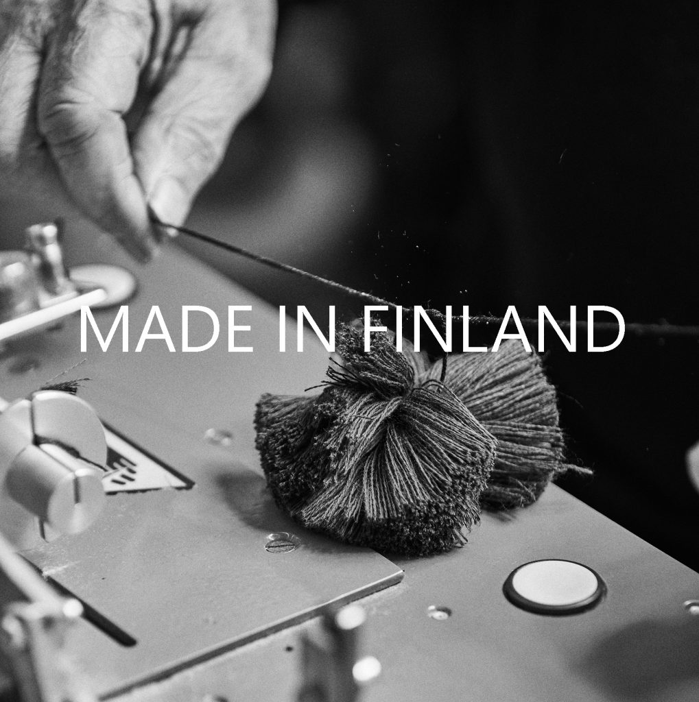 SUPERYELLOW beanies made in Finland
