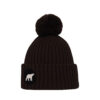 SUPERYELLOW POLAR Junior beanie black