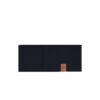 SAAME Merino wool headband black