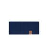 SAAME Merino wool headband denim blue
