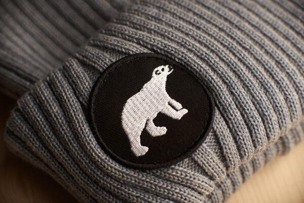 POLAR merino wool beanie